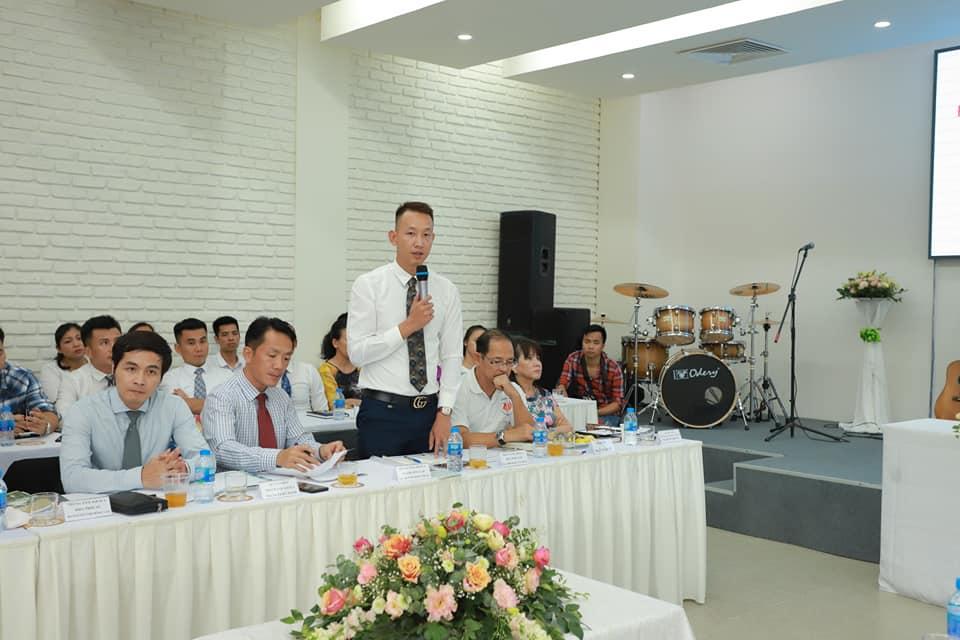 Thầy Trịnh Quang Dũng, Y sỹ quân y, điều phối Aquila Center