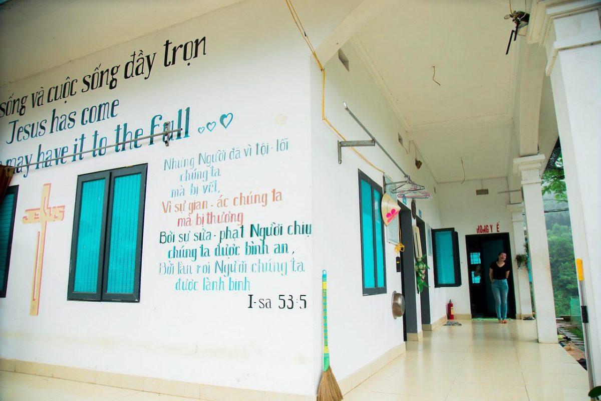 Phòng ở học viên