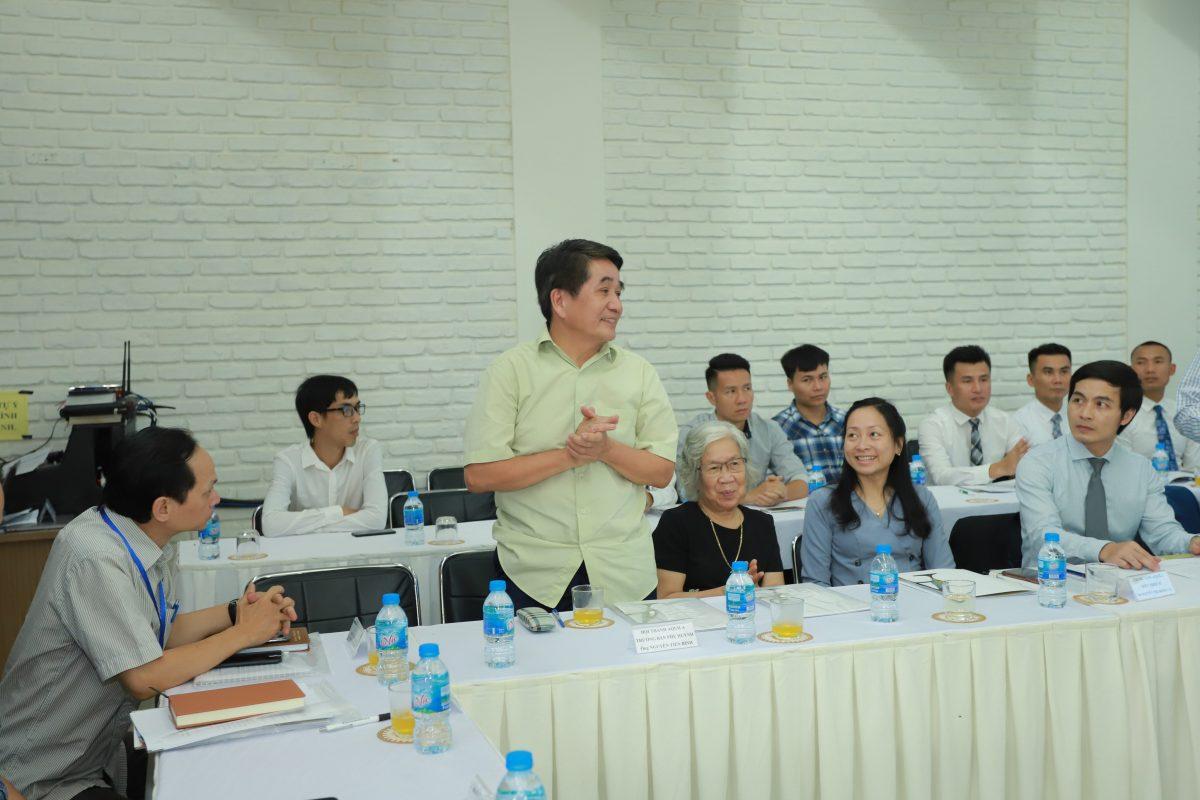 Ông Nguyễn Tiến Bình