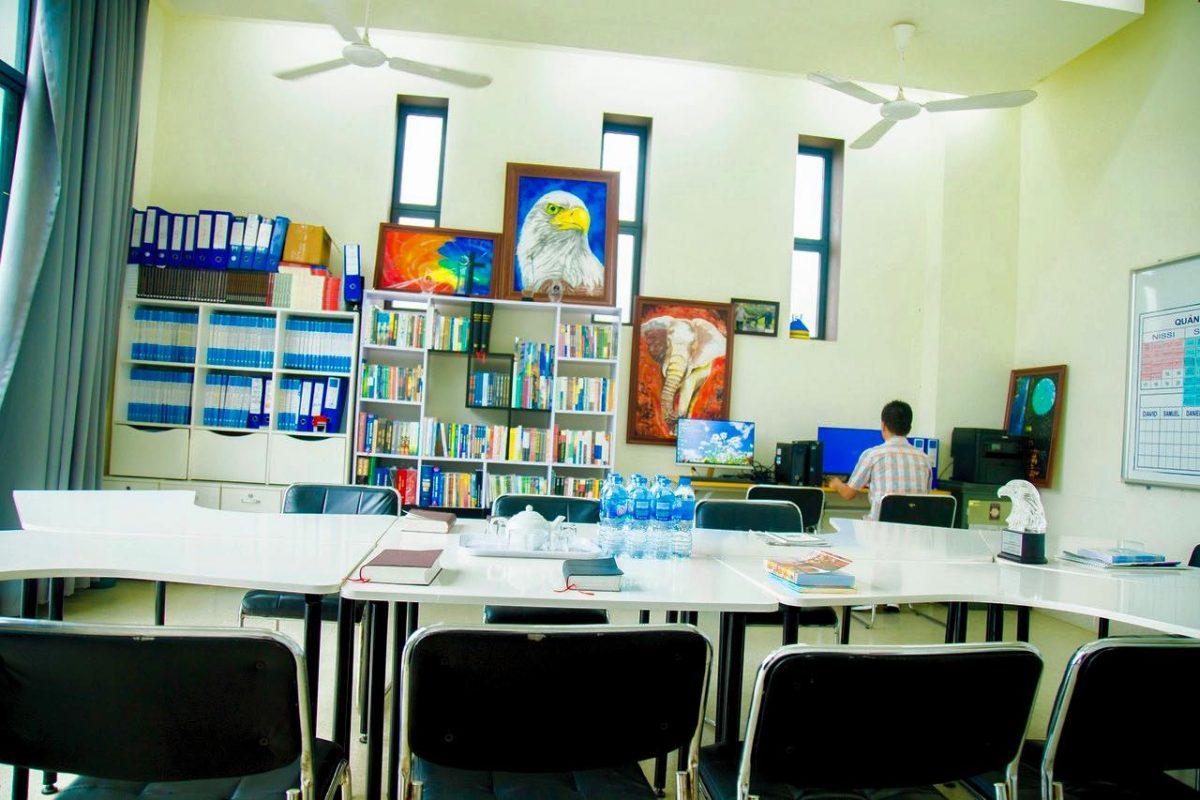 Văn phòng & Thư viện Aquila Center